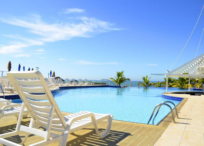 hotel piscina sardegna