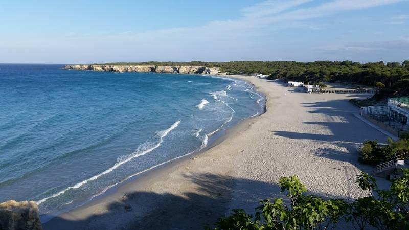 spiaggia salento